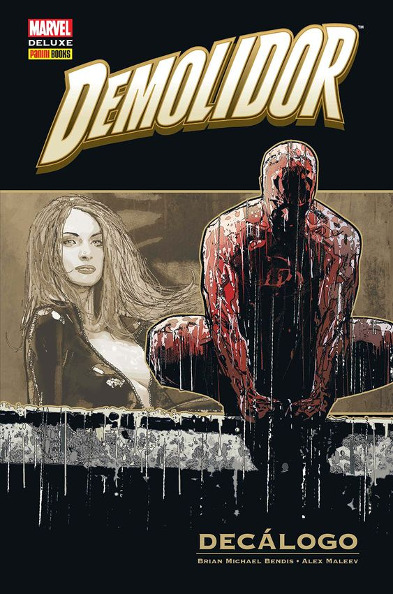 Demolidor - Decálogo - Marvel Deluxe - MonsterBrain
