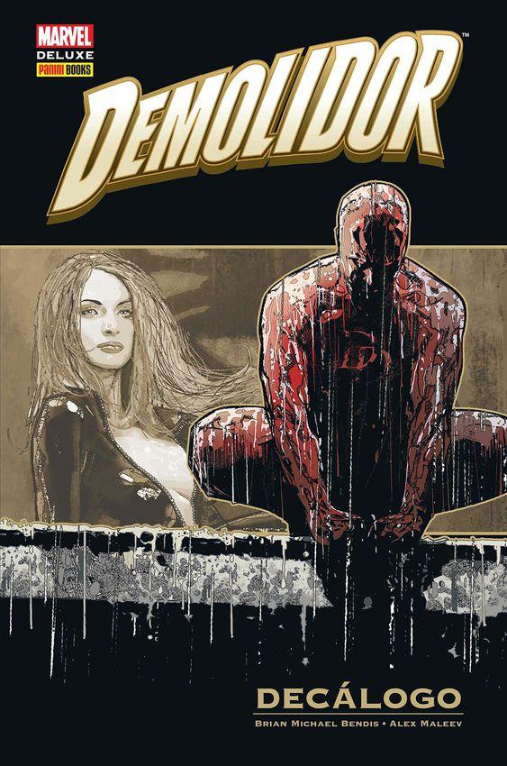 Demolidor - Decálogo - Marvel Deluxe - MonsterBrain