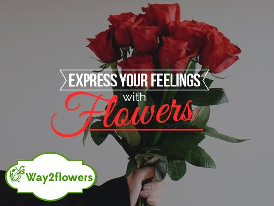 Online Flowers Delivery by Way2flowers