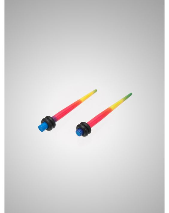 (8G)Rainbow Stripe Taper Set
