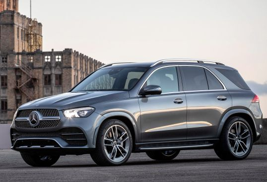 Mercedes Benz Gle 400 D 4matic Amg Line Worldwide V167 2019
