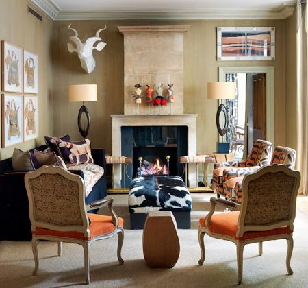 kit kemp interior design - anvases, Interiors and Hotels on Pinterest