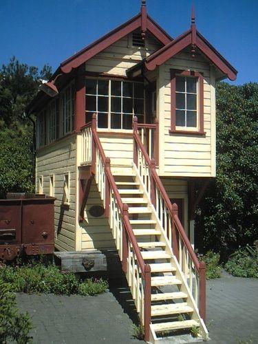 Mini house in New Zealand