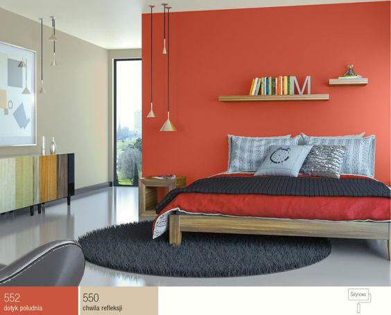 Oran W Sypialni Sypialnia Pinterest