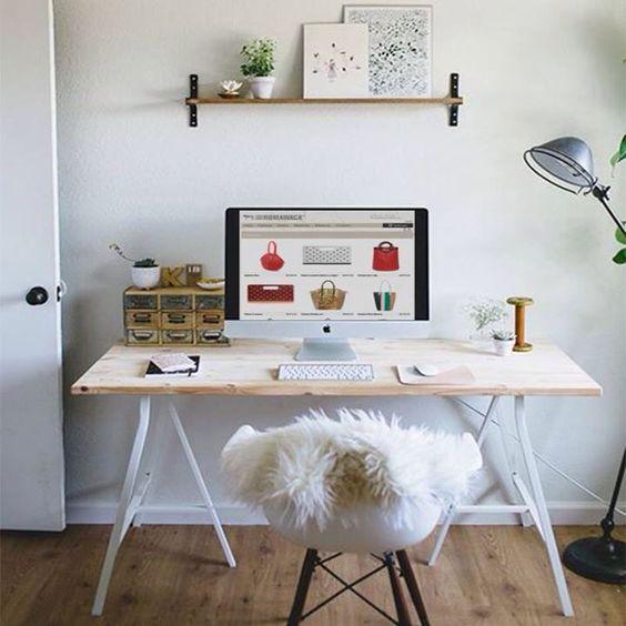 Un escritorio. Foto google