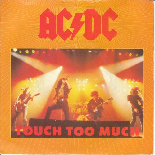 "Touch Too Much / Live Wire / Shot Down in Flames [7"" Viny…"