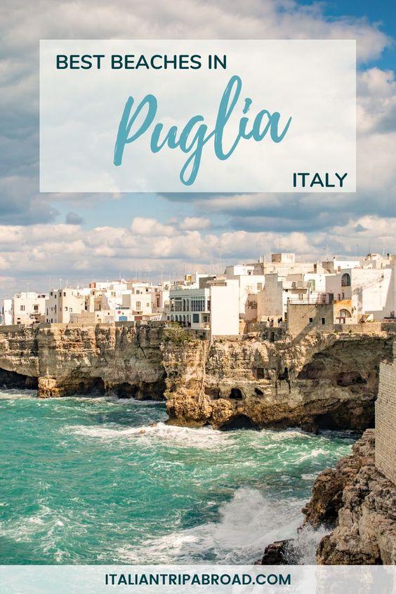 Best beaches in Puglia Italy
