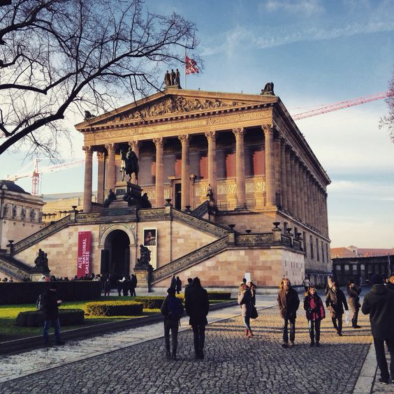 Berlin - Museum Insel