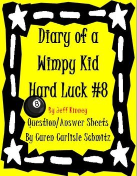 wimpy kid hard luck pdf