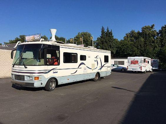Euro Liner Automatik / Sep.Dusche-WC / Klima / Markise, Wohnwagen/-mobile Wohnmobil sonstige in Köln, gebraucht kaufen bei AutoScout24 Trucks