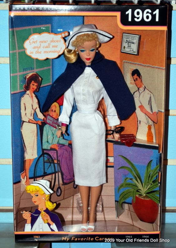 Barbie - 1961 RN