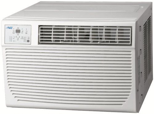 Midea 12K BTU Energy Star Window AC by Midea. $239.99. Eletronic controls. 12,000 BTU. Slide out chassis. 115V. Remote. Midea 12,000 BTU 115V Room air conditioner with slide out chassis for easy installation and electronic controls with remote. Save 29% Off!