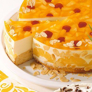 Hawaii-Torte Rezept | Küchengötter