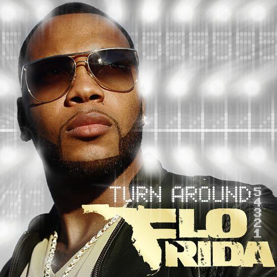 Flo Rida – Turn Around (5,4,3,2,1) (single cover art)