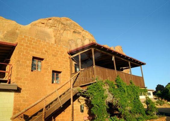 John Wayne Museum at Goulding's Lodge Hotel Monument Valley, Navajo Tribal Lands, Utah, USA