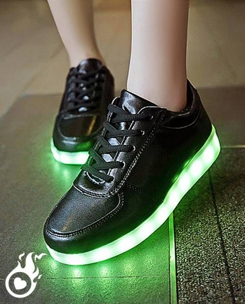 Led shoes, Light up sneakers, Light