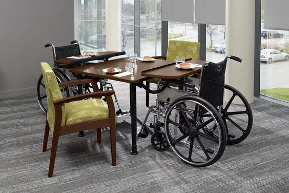 Pinterest the world s catalog of ideas for Nursing home dining room ideas