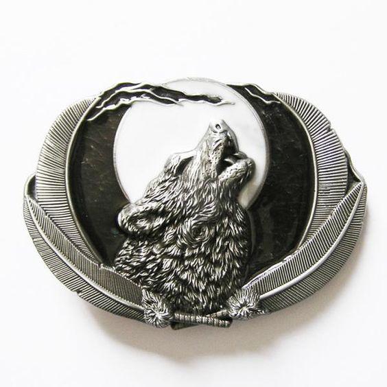 Beltespenne - Western Wolf Moon - $249nok