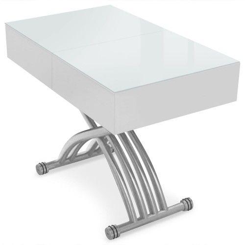 table basse relevable et extensible jil