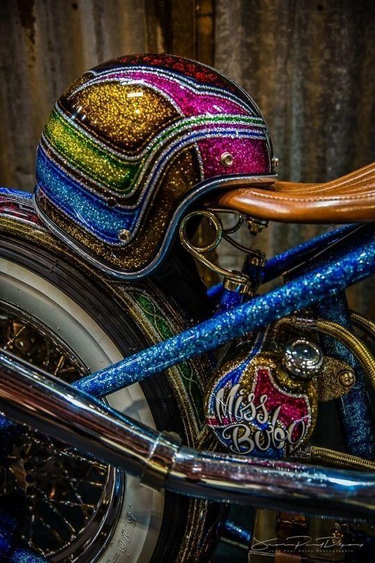 Amazing Motorcycle Paint Jobs