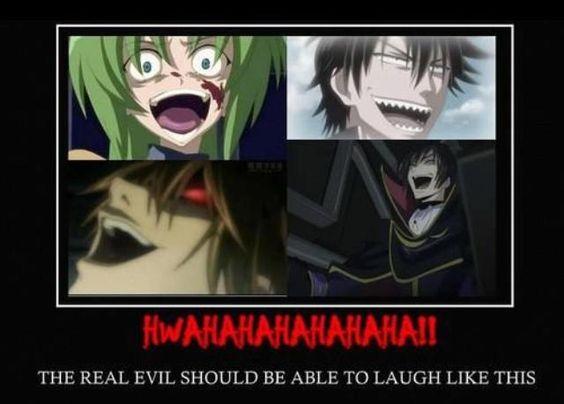 LOL, loved Oga's evil look. Those teeth!lol
