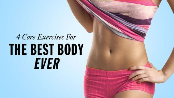 4 Core Exercises for the Best Body Ever - The secret to looking lean and toned? Core exercises! Don Saladino, celebrity trainer for stars such as Blake Lively and Scarlett Johansson, shares four awesome moves you should try to strengthen your core and better your balance.