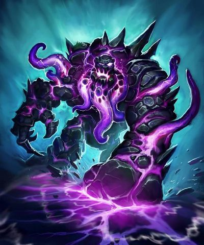 Faceless Destroyer - Hearthstone: Heroes of Warcraft Wiki
