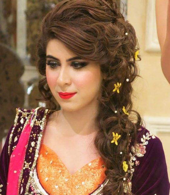 Formal Asian Pakistani Party Makeup Looks Tutorial 2018 19 With