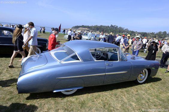 1950 Mercurio OCM personalizada | Conceptcarz.com