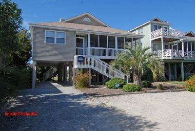 Sunset Beach Vacation Rental  House | Emerald Sunset | Sunset Properties