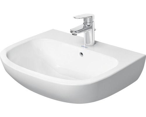 Duravit Waschtisch D Code 60 Cm Weiss 2310600000 Duravit Waschtisch Weiss