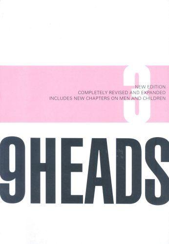 9 Heads: A Guide to Drawing Fashion: Amazon.de: Nancy Riegelman: Englische Bücher