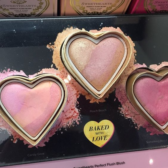 Baked with love by Too Faced at Sephora
