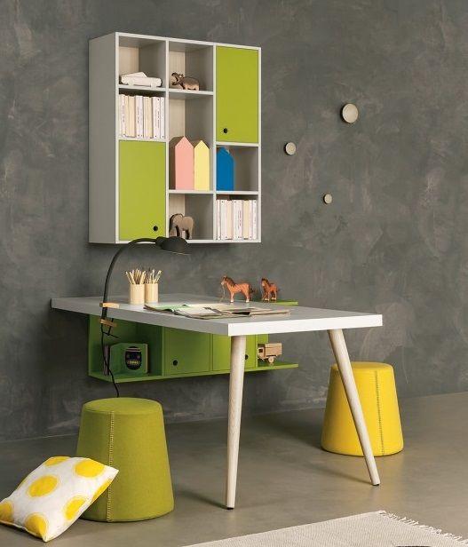 escritorio diseo habitacion infantil