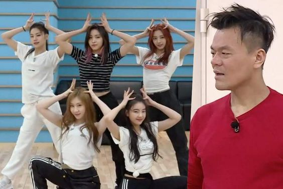 ITZY Reveals Most Memorable Advice They Received From Park Jin Young