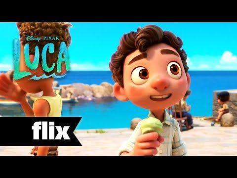 Disney Pixar Luca First Look 2021 Youtube Disney Pixar Pixar Lucas Movie