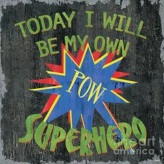 Paintings - Today I Will Be...  by Debbie DeWitt