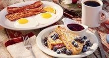 Stuffed French Toast- Cracker Barrel