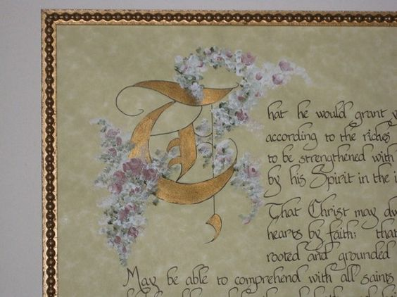 Old English Bible Verses And House Blessing On Pinterest