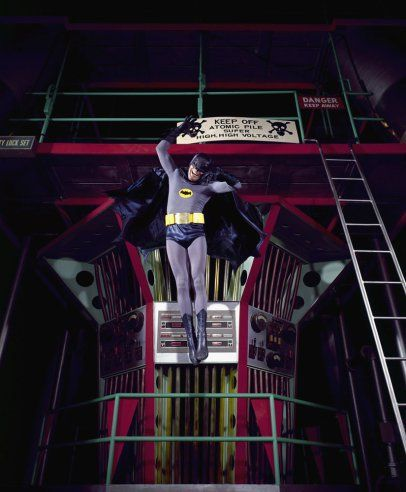 Batman television show 1966 | LIFE With Batman: Behind the Scenes on the Classic TV Show | LIFE.com