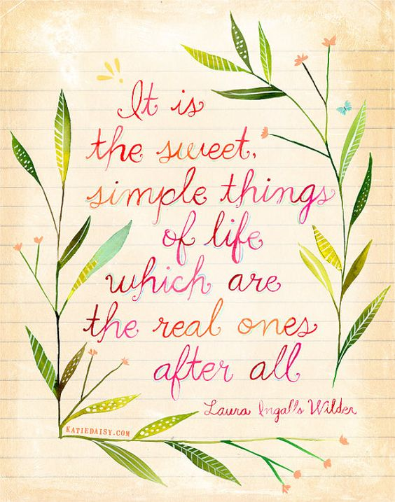The 11x14 size please! Simple Things    vertical print by thewheatfield on Etsy, $18.00:
