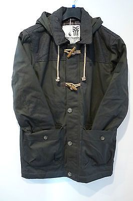 #Fenchurch mens #janny charcoal #duffle coat    rrp £80    bnwt   (s - xl),  View more on the LINK: http://www.zeppy.io/product/gb/2/351070543338/
