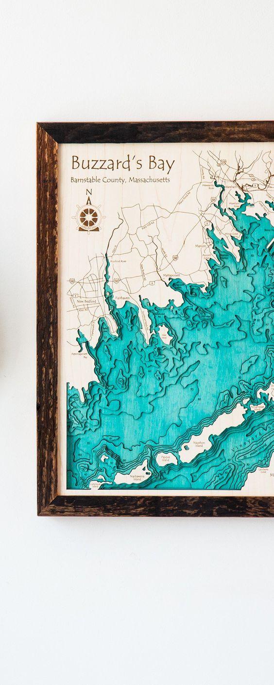 Lake Louise Bathymetric Chart