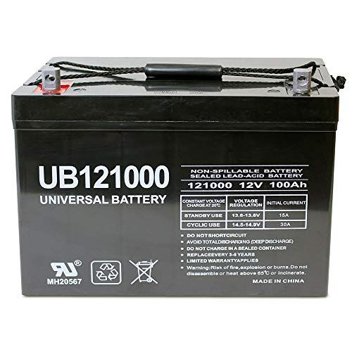 Top 10 Deep Cycle Batteries Of 2020 Deep Cycle Battery Solar Panels Solar Wind