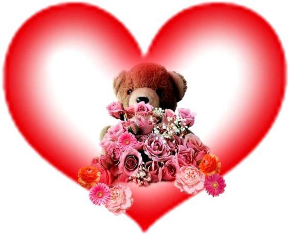 imagenes peluches de amor  png | Imagenes para enamorar Ositos de Amor – Frases de amor