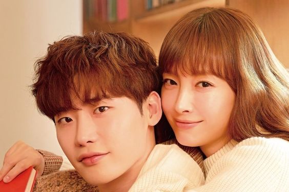 Lee Na Young Embraces Lee Jong Suk Sweetly In New Poster For Upcoming Drama