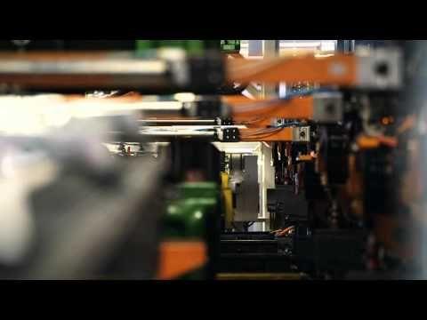 Elektromobilität - optimiertes Energiemanagement bei VW-Presslinien