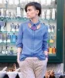 Parisian stylist Anne Catherine Frey