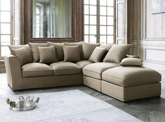 Canapé d'angle pas cher: achat de canapé d'angle design  page 1