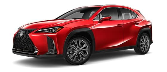 Ux 200 Luxury Crossovers Lexus Hybrid Car